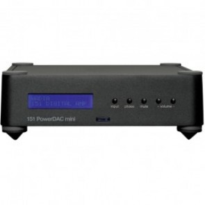 AMPLIFICATORE POWEDAC WADIA 151 POWER DAC MINI BLACK  CODICE 3105015