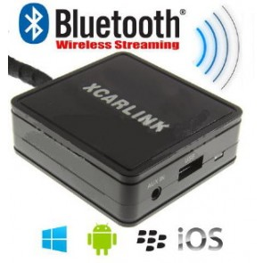 Interfaccia Streaming Audio Bluetooth XCARLINK