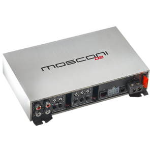 Amplificatore D2-100.4 Full Digital Mosconi
