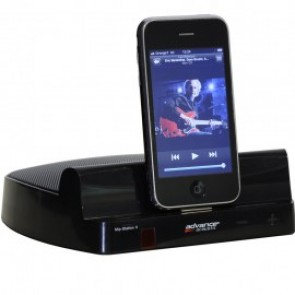 DOCKSTATION PER IPOD IPHONE IPAD MIP STATION III ADVANCE ACOUSTIC