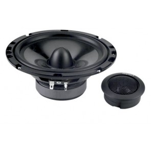 SISTEMA A 2 VIE WOOFER  165 MM  EF 66S AUDIODESIGN