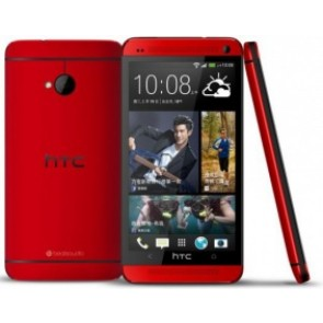 HTC ONE M7 32GB RED EUROPA