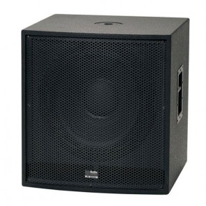 Subwoofer Professionale Attivo Audio Design 2.18 SA.500 watt rms