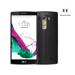 SMARTPHONE LG H815 G4 32GB GENUINE LEATHER BLACK ITALIA
