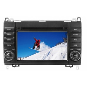 "Mercedes Vito-Viano Sinto Dvd 7""-USB-SD PLAYER Navigatore PHONOCAR VM099"