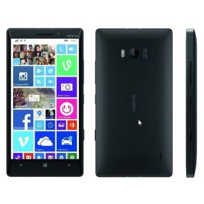 NOKIA 930 LUMIA 32GB BLACK EUROPA (CON WIRELESS CHARGE)
