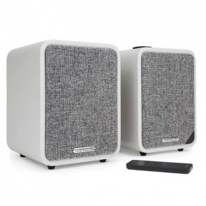 DIFFUSORI ATTIVI RUARK AUDIO WIRELESS BLUETOOTH MR1 MK2 WHITE