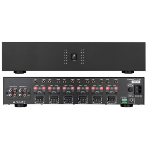 Finale Multicanale 12 x 50 watt SONANCE SONOAMP 12-50